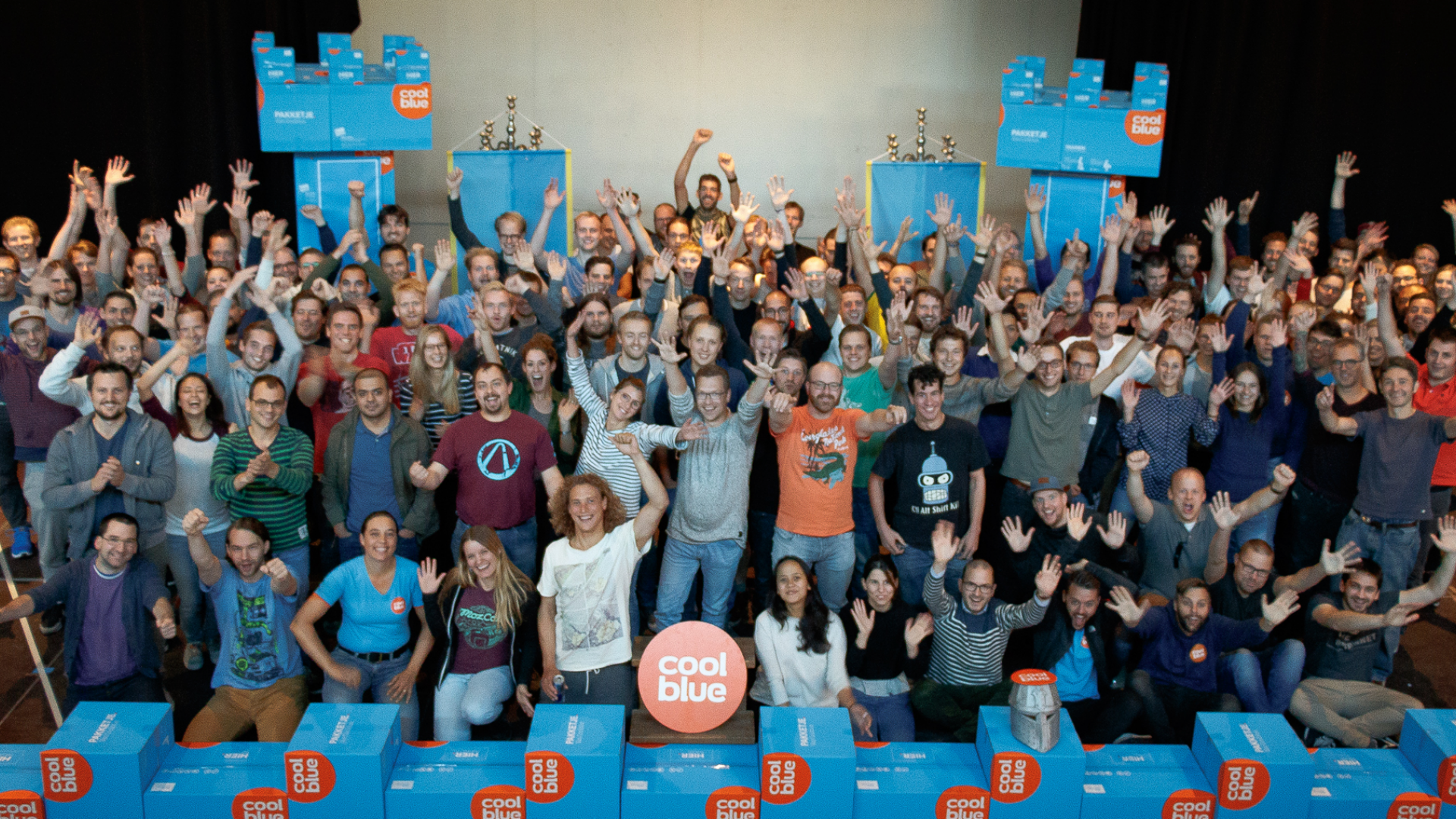 De Coolblue Hackathon 2016