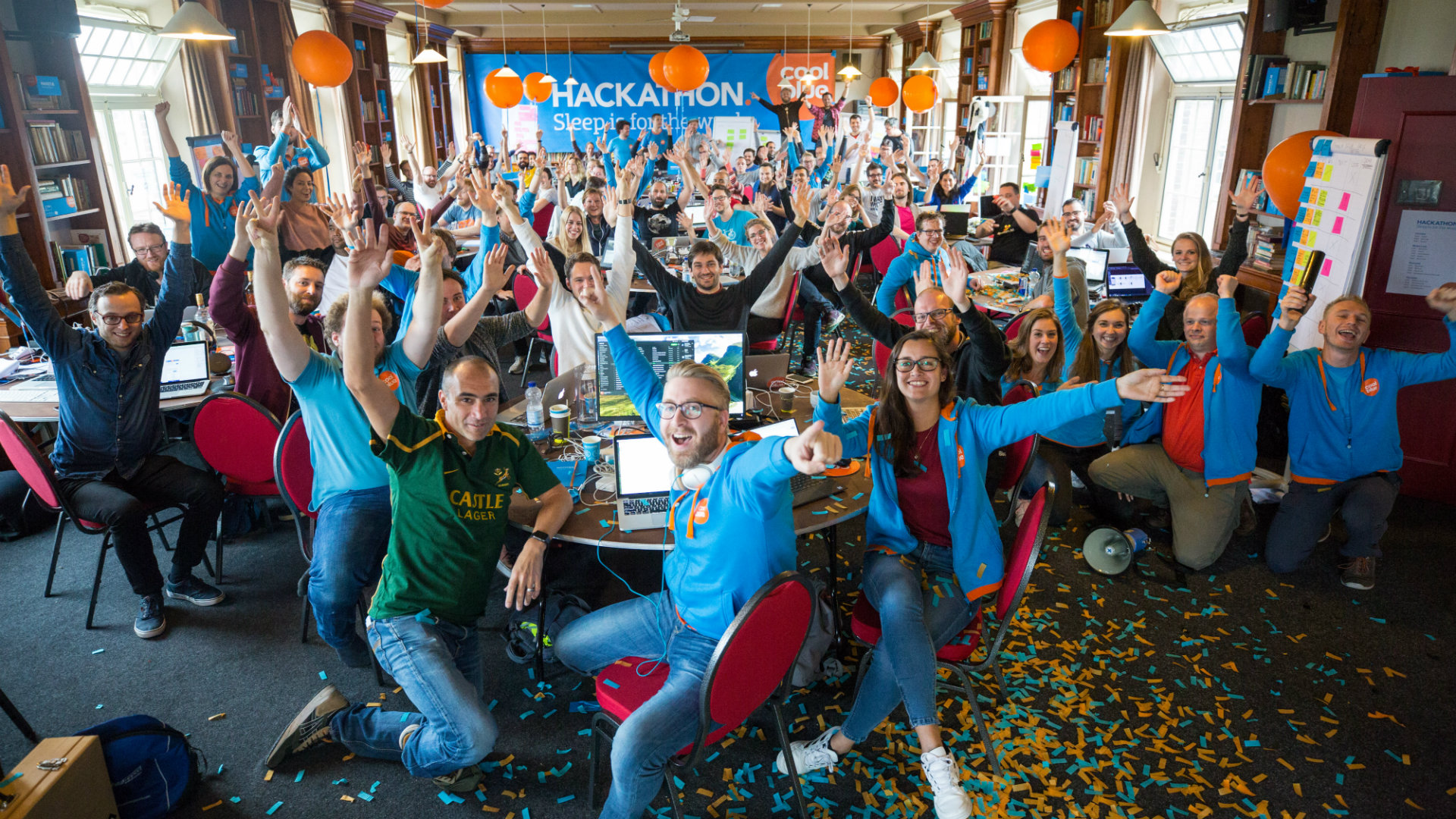 De Coolblue Hackathon 2017