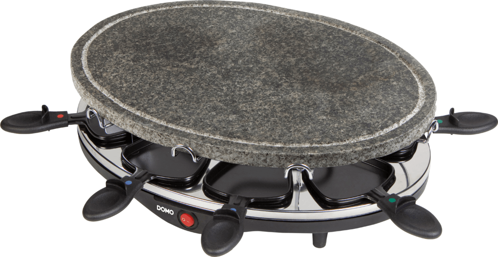 Domo DO9058G steengrill-raclette